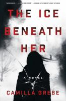Cover art for The Ice Beneath Her