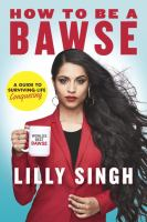 Cover art for How to Be a Bawse