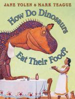 Cover art for How Do Dinosaurs Eat Their Food?