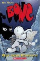 Cover art for Bone vol 1