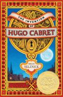 Invention of Hugo Cabret book jacket