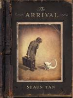 Cover art for The Arrival
