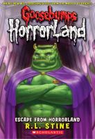Escape+from+horrorland by Stine, R. L. © 2009 (Added: 9/26/16)