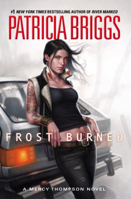 Cover image for Frost Burned