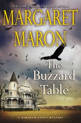Cover image for The buzzard table 