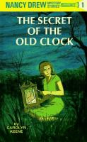 Cover art for The Secret of the Old Clock