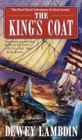 Cover art for The King's Coat