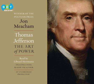 Details about Thomas Jefferson The Art of Power.
