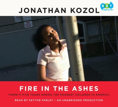 Cover image for Fire in the ashes 