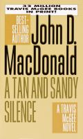 Cover art for A Tan and Sandy Silence