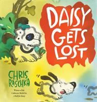 Cover art for Daisy Gets Lost