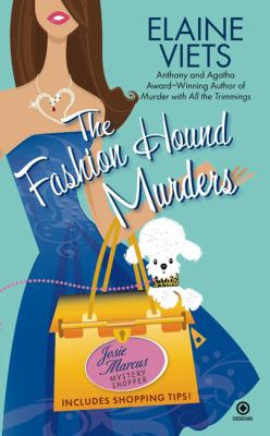 cover photo: The Fashion Hound Murders