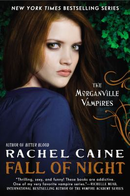 cover photo: Fall of night : the Morganville vampires