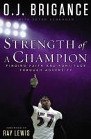 Cover art for Strength of a Champion
