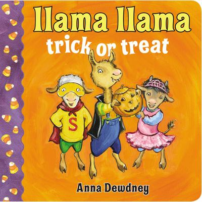 cover of Llama Llama Trick or Treat