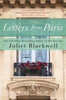 Letters From Paris by Blackwell, Juliet © 2016 (Added: 9/7/16)