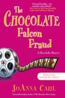 Cover art for  The Chocolate Falcon Fraud