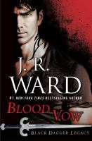 Cover art for Blood Vow