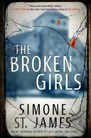 Cover art for The Broken Girls