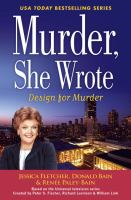 Cover art for Design for Murder
