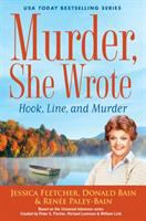 Cover art for Hook, Line, and Murder