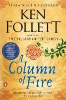 A Column of Fire- Debut
