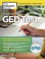 Cracking The Ged Test by Princeton Review © 2017 (Added: 6/12/18)