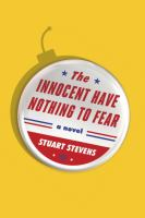 Cover art for The Innocent Have Nothing to Fear