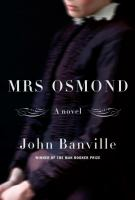 Cover art for Mrs. Osmond