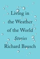 Cover art for Living in the Weather of the World