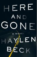 Cover art for Here and Gone