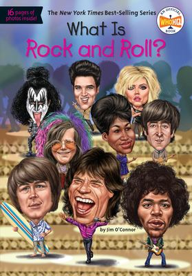 Cover image for What is rock and roll?