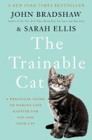 Cover art for The Trainable Cat