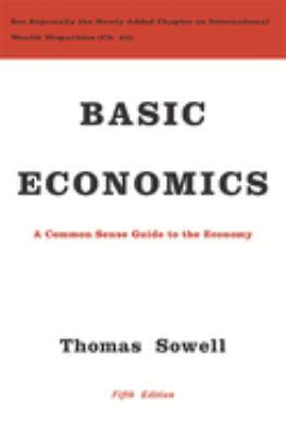 cover of Basic Economics