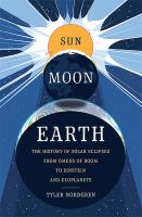 Cover art for Sun Moon Earth