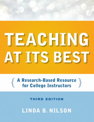 Cover Image: Teaching At Its Best