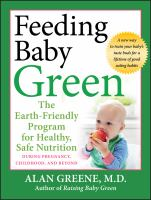 Feeding Bay Green cover.