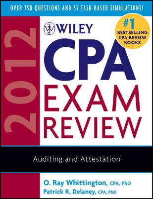 Wiley CPA Exam Review 2012: Auditing and Attestation