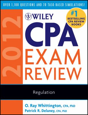Wiley CPA Exam Review 2012: Regulation