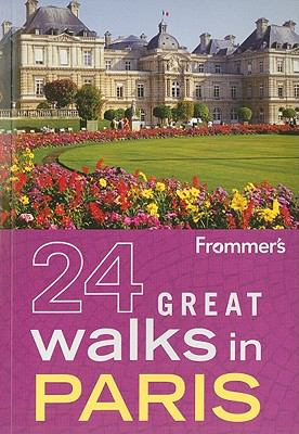 Details about Frommer's 24 great walks in Paris