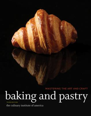 Photograph of Baking and Pastry book cover