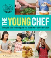 Cover art for The Young Chef