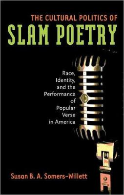 Slam Poetry Book Cover