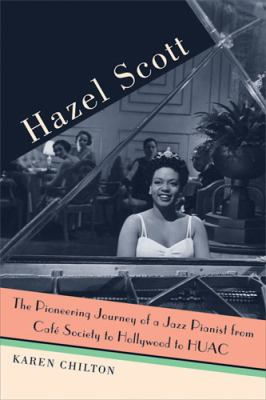 Cover image for Hazel Scott 