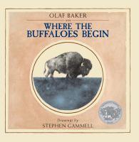 Where+the+buffaloes+begin by Baker, Olaf © 2019 (Added: 7/16/19)
