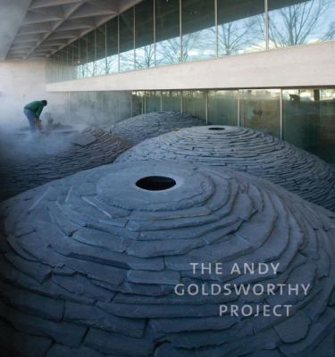 Andy Goldsworthy Project cover