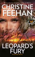 Cover art for Leopard's Fury