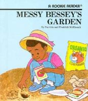 Cover art for Messy Bessey's Garden