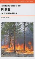 Introduction to Fire in California