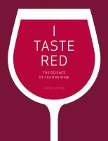 Cover art for I Taste Red